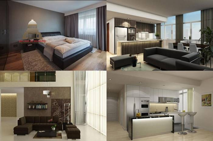 Penhouse New Pearl Residence 2