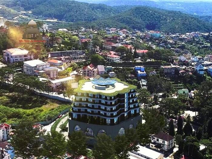 Căn hộ penthouse trên Đà Lạt Panorama 1
