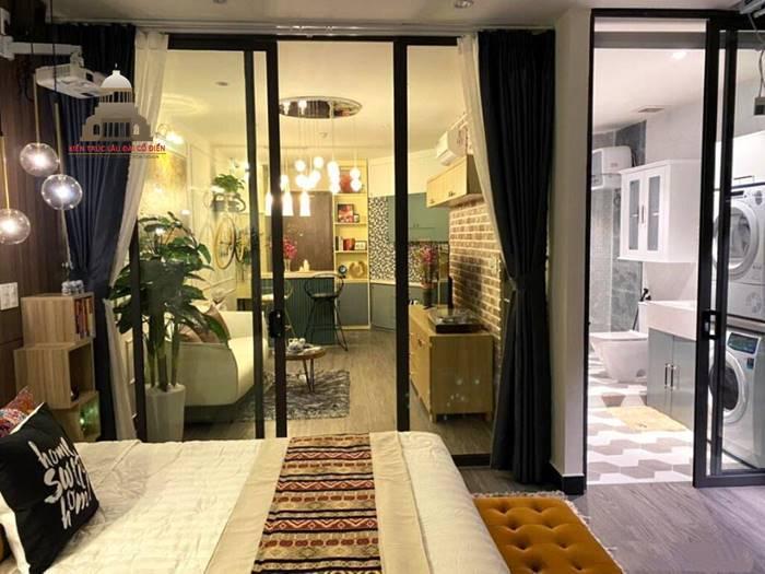 Căn hộ penthouse trên Đà Lạt Panorama 2