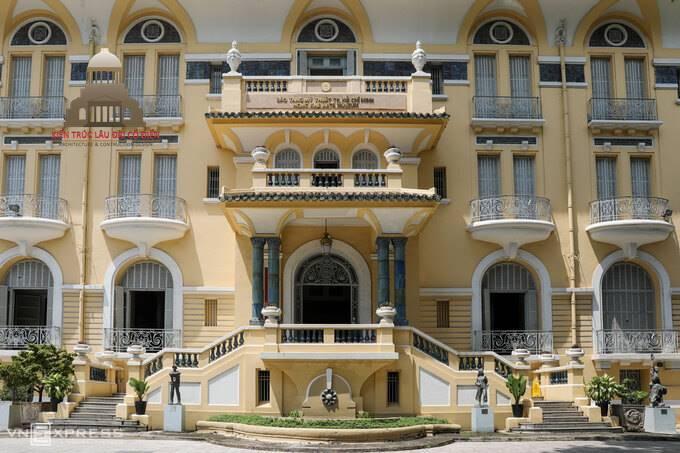 Bảo tàng mỹ thuật Thành phố Hồ Chí Minh