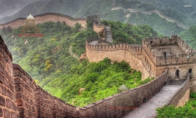 Kiến trúc cổ đại phương đông - Vạn lý trường thành