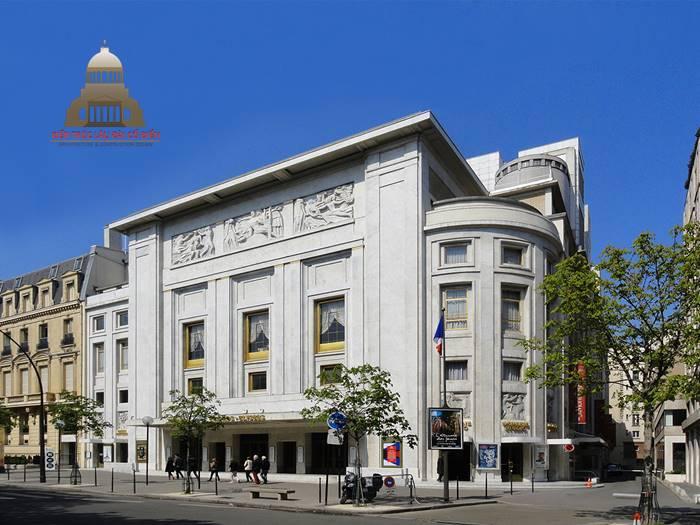 Phong cách kiến trúc Art Deco
